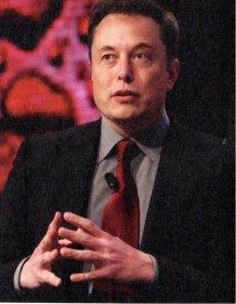 1- Elon Musk fundador de Tesla y SpaceX.metirta.online