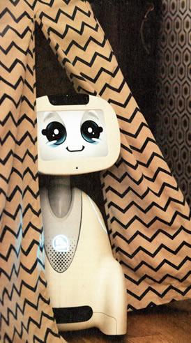 2-Buddy,robot desarrollado porBlue Frog Robotics.metirta.online