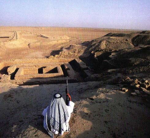 3-Yacimiento de Uruk,Irak.metirta.online