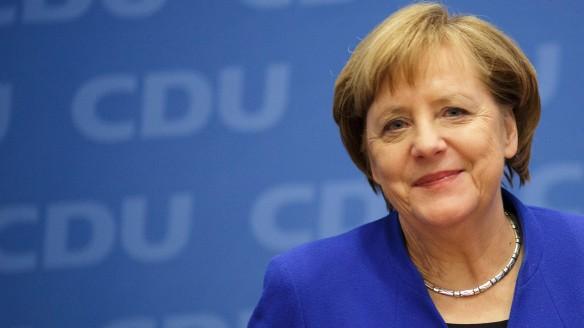 4-Angela Merkel