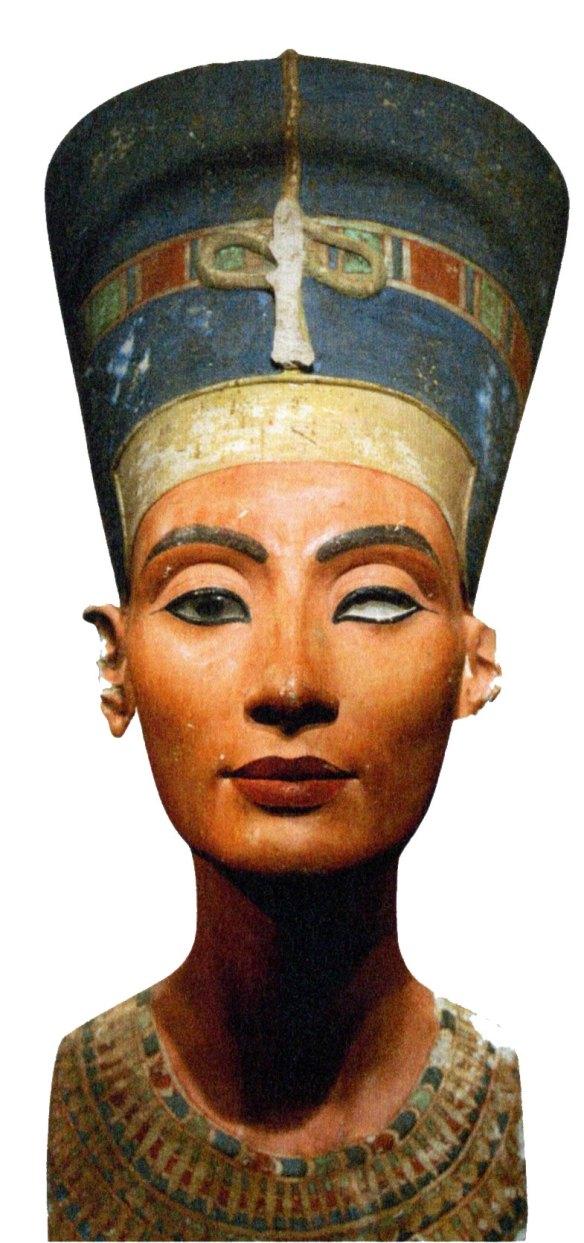 4-Busto de Nefertiti.metirta.online