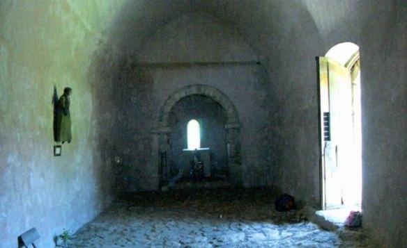 2-Inerior Ermita de la Magdalena en Monsacro.metirta.online