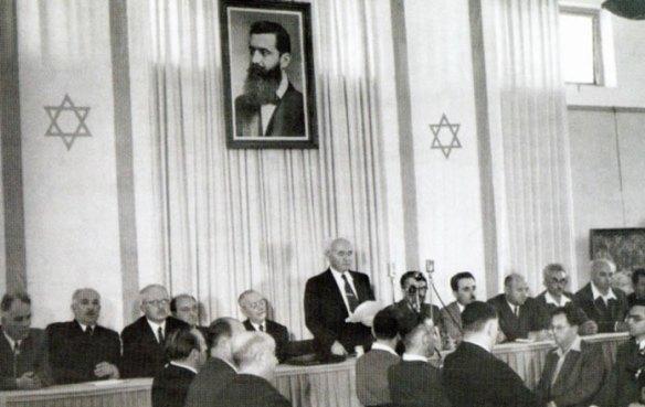 18-Proclamación del Estado de Israel 1948.metirta.online