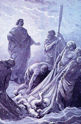 2-El milagro de la pesca de Jesús.metirta.online
