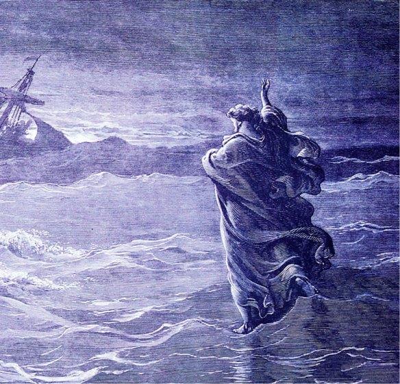 3-Jesús andando sobre las aguas.metirta.online