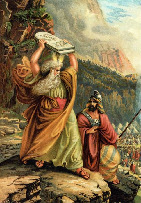 4-Los Diez Mandamientos-Moisés-metirta.online