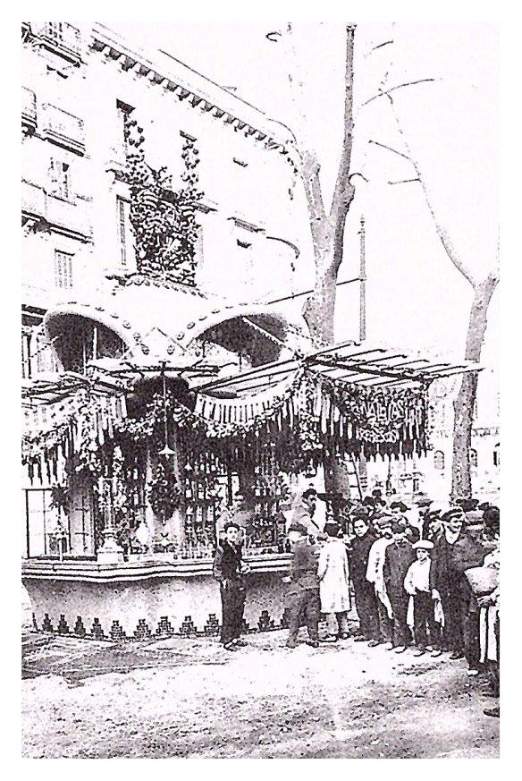 1-El antiguo quiosco de Canaletes.metirta.online