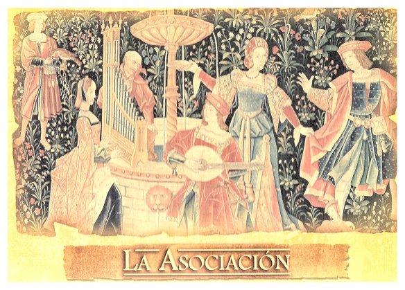 19-El concierto de la fuente,Taller Loire, escuela francesa,metirta.online