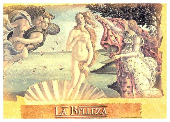 2-El nacimiento de Venus,Botticcelli.metirta.online
