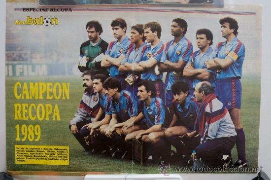 3-Recopa del1989