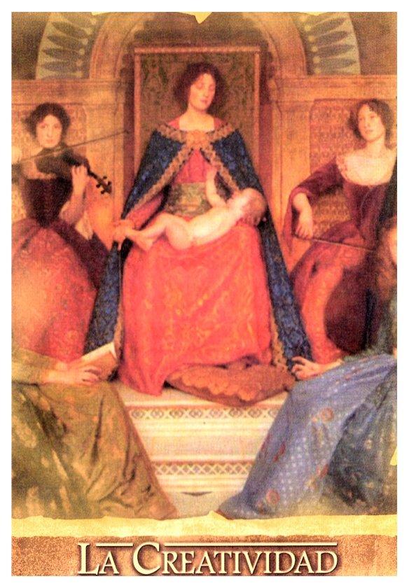8-La santa maternidad, Thomas Cooper Gotch.metirta.online