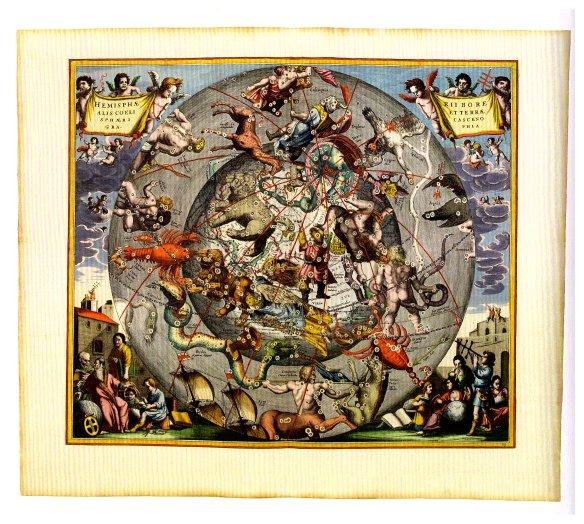 12-La Tierra vista a través de la esfera de las estrellas 1661-metirta.online