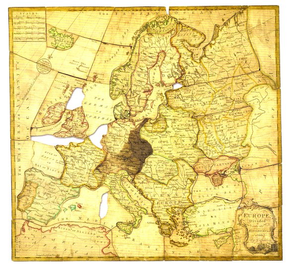 14-Europa dividida en sus Reinos 1766 John Spilsbury-metirta.online