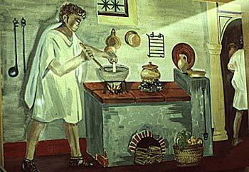 4-Cocina romana